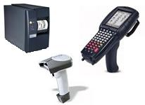 Barcode Equipment - Symbol PSC Zebra Sato Monarch Datamax Uniden Falcon Honeywell Alien RFID Mobile Solutions